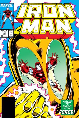Iron Man #223