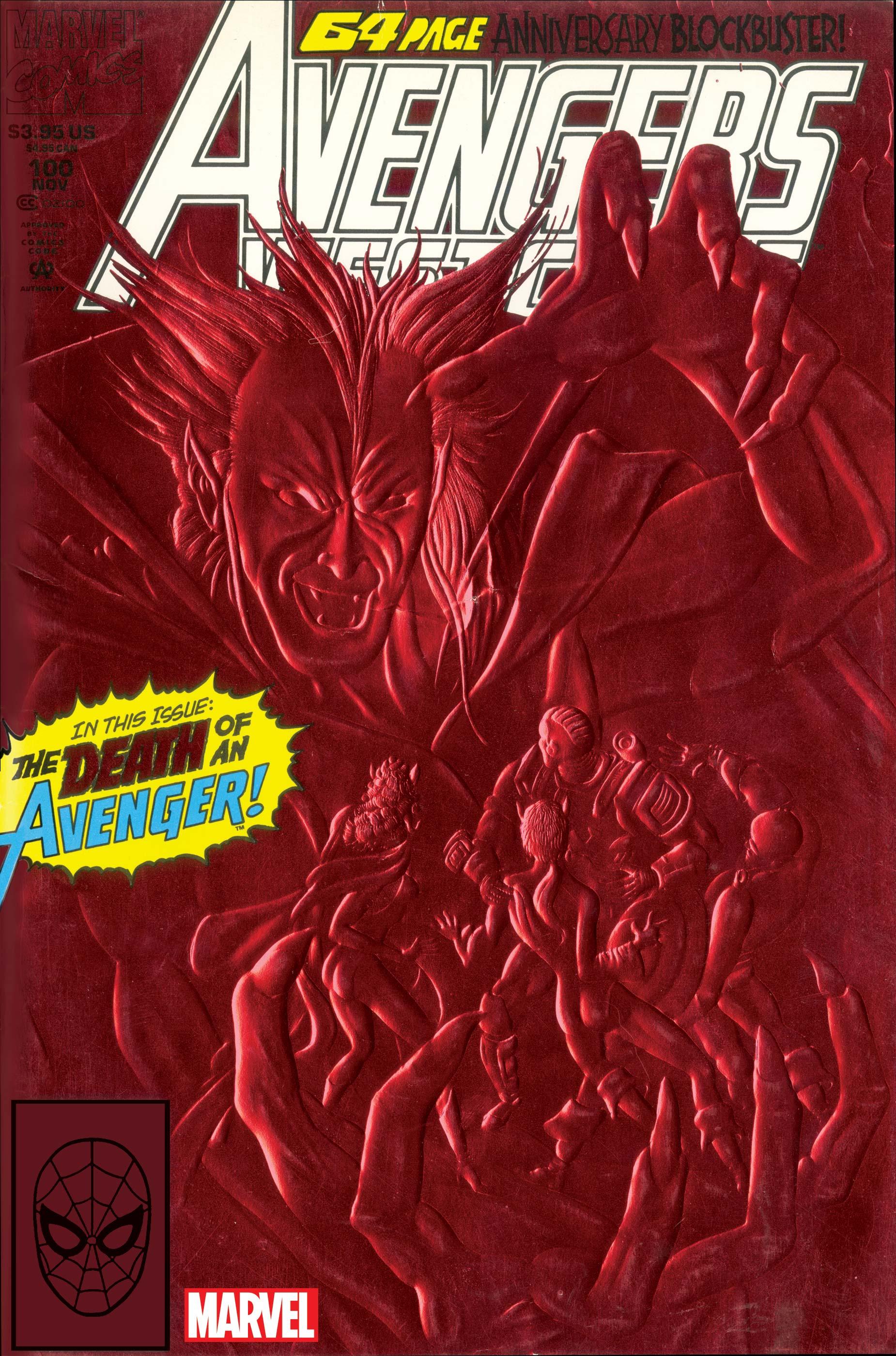 West Coast Avengers (1985) #100