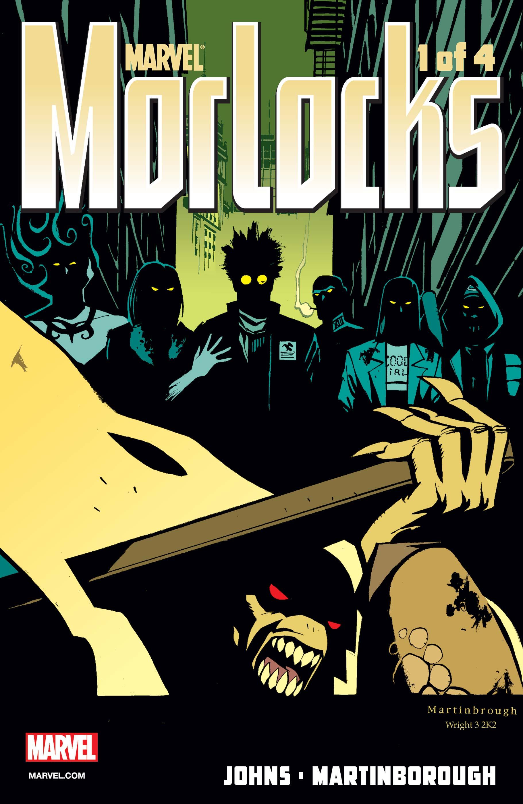 Morlocks (2002) #1
