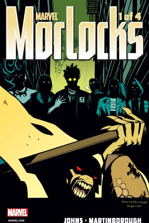 Morlocks #1