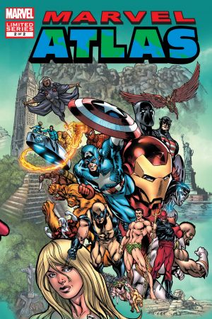 Marvel Atlas (2007) #2