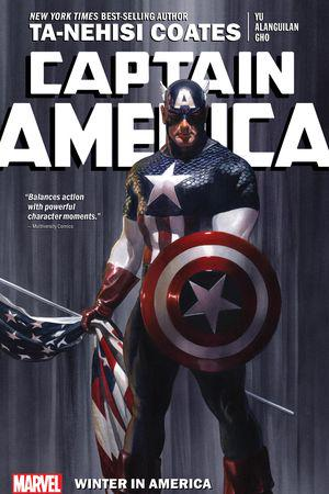 Captain America Vol. 1: Winter In America (Trade Paperback)
