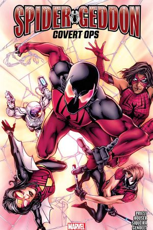 Spider-Geddon: Covert Ops (Trade Paperback)