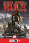 RED SHE-HULK (2012) #62