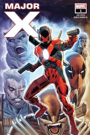 Major X (2019) #1