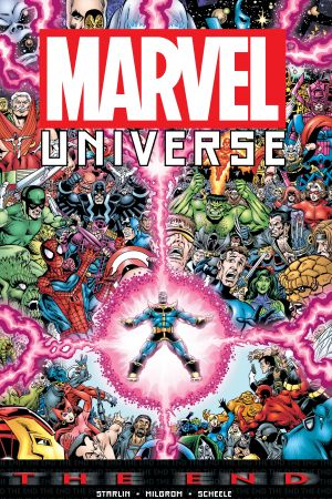 Marvel Universe: The End (Trade Paperback)