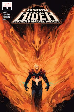 Cosmic Ghost Rider Destroys Marvel History (2019) #3