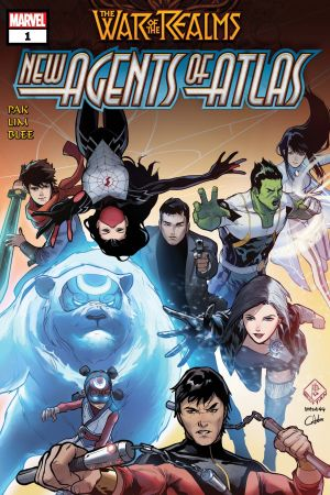 War of the Realms: New Agents of Atlas (2019) #1