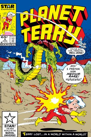 Planet Terry #5