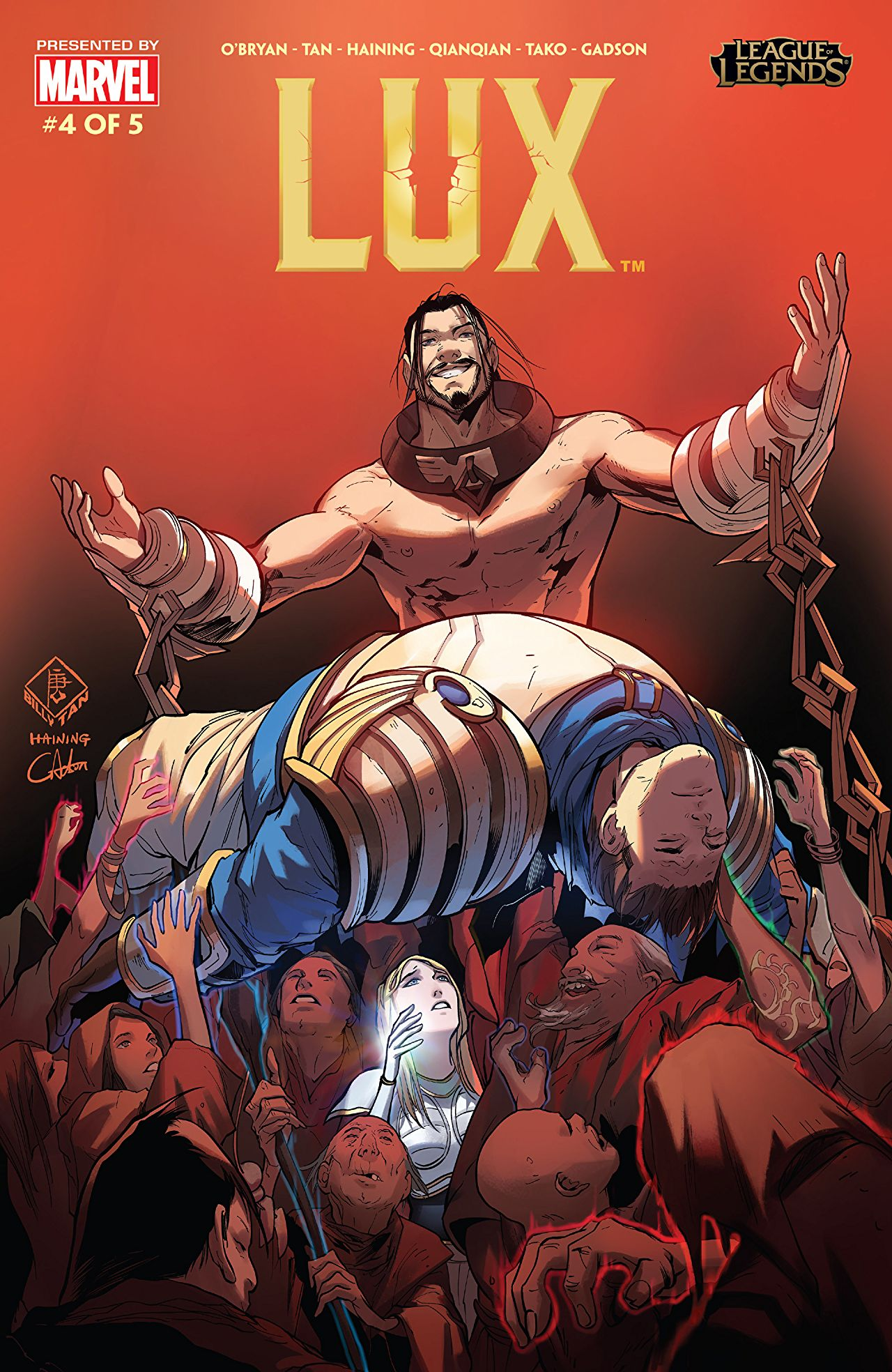 League of Legends: Lux (2019) #4