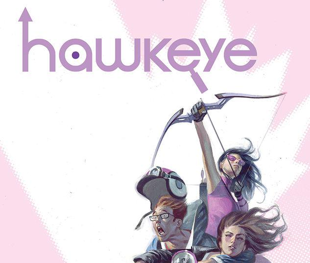 HAWKEYE: PRIVATE EYE GN-TPB #1