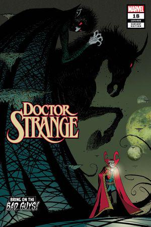 Doctor Strange (2018) #18 (Variant)