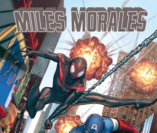 MILES MORALES: WITH GREAT POWER GN-TPB #2