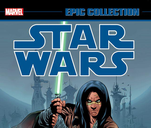 STAR WARS LEGENDS EPIC COLLECTION: THE MENACE REVEALED VOL. 2 TPB #2