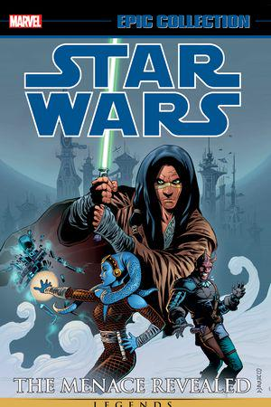 Star Wars Legends Epic Collection: The Menace Revealed Vol. 2 (Trade Paperback)