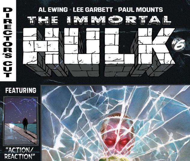 Immortal Hulk Director's Cut #6