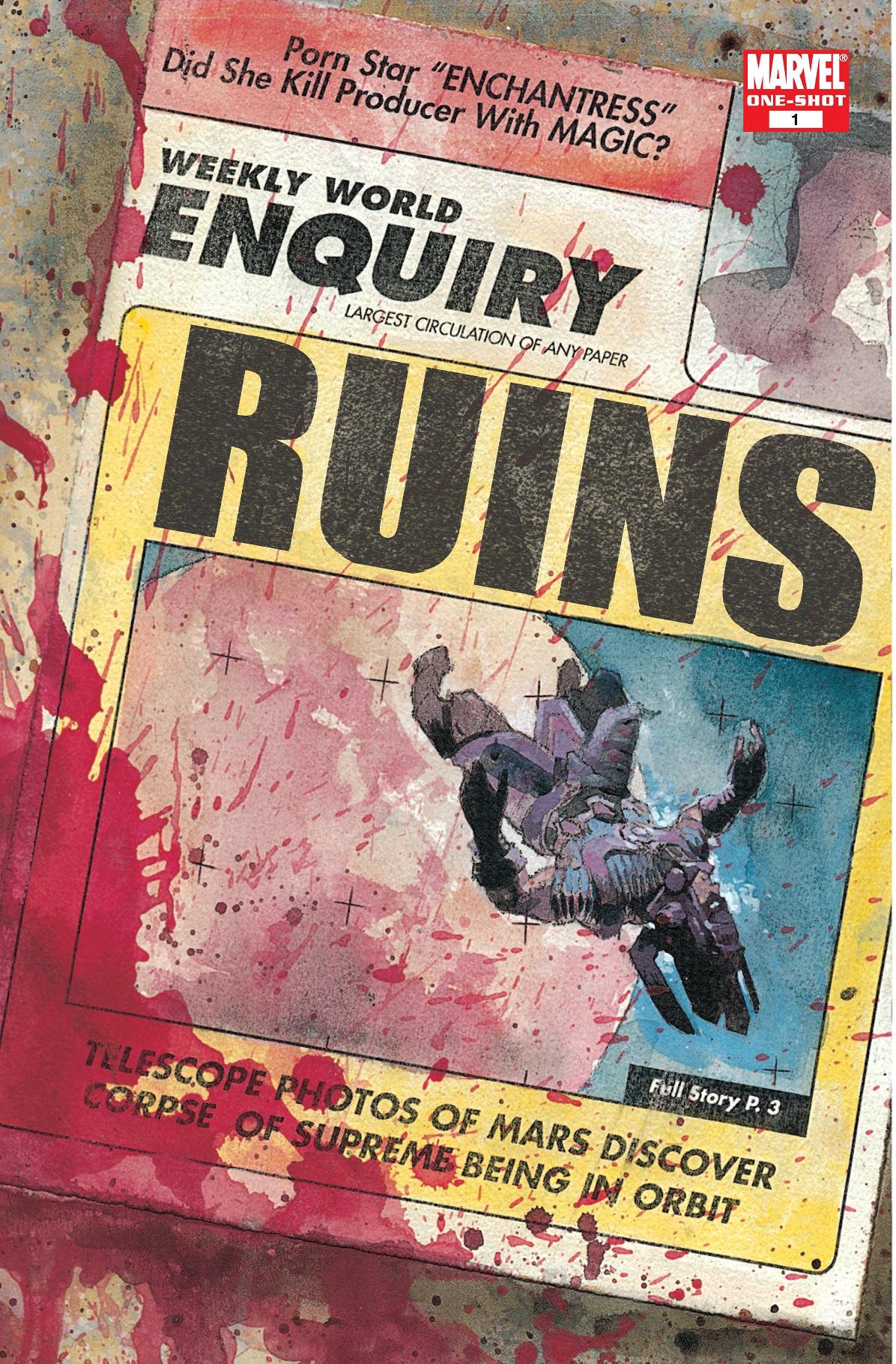 Ruins (2009) #1
