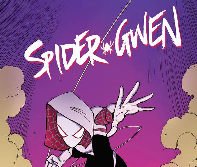 SPIDER-GWEN: AMAZING POWERS GN-TPB #2