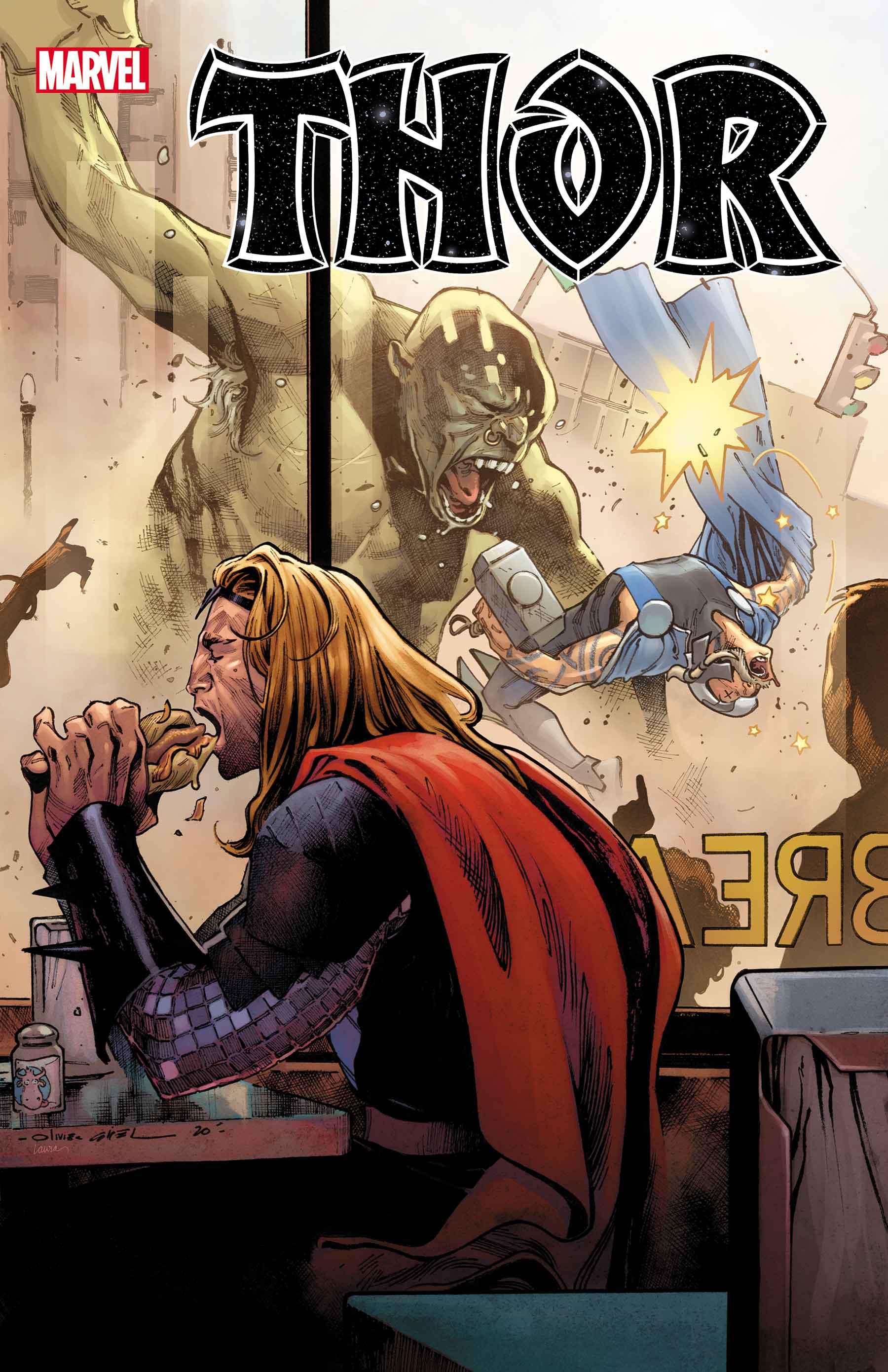 Thor (2020) #8