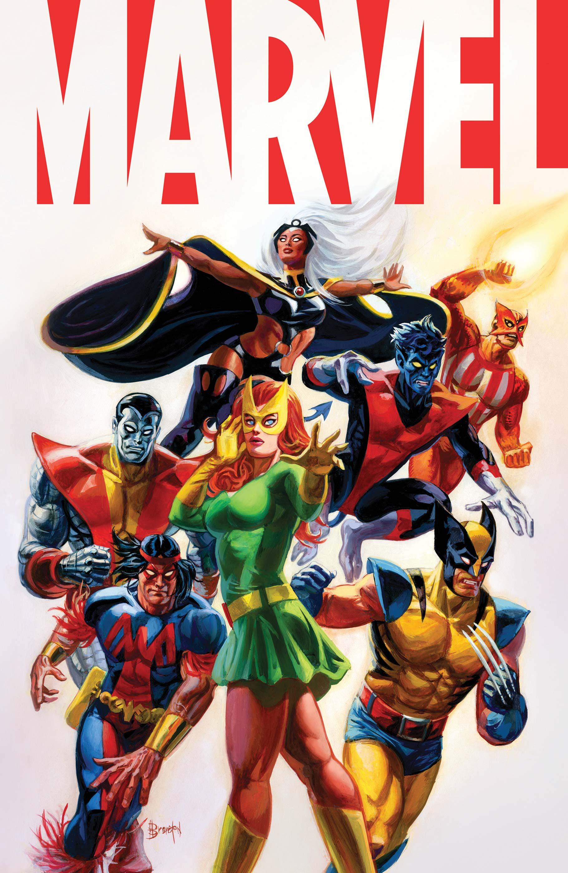 Marvel (2020) #2 (Variant)