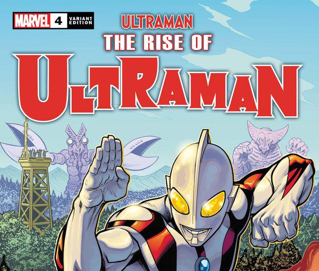 The Rise of Ultraman #4
