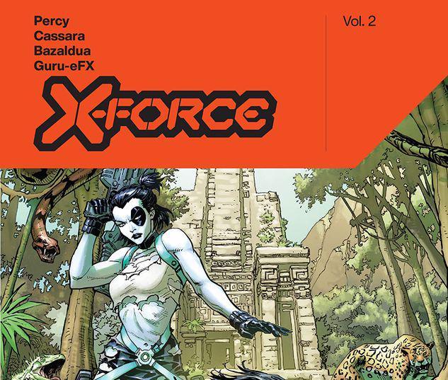 X-FORCE BY BENJAMIN PERCY VOL. 2 TPB #2