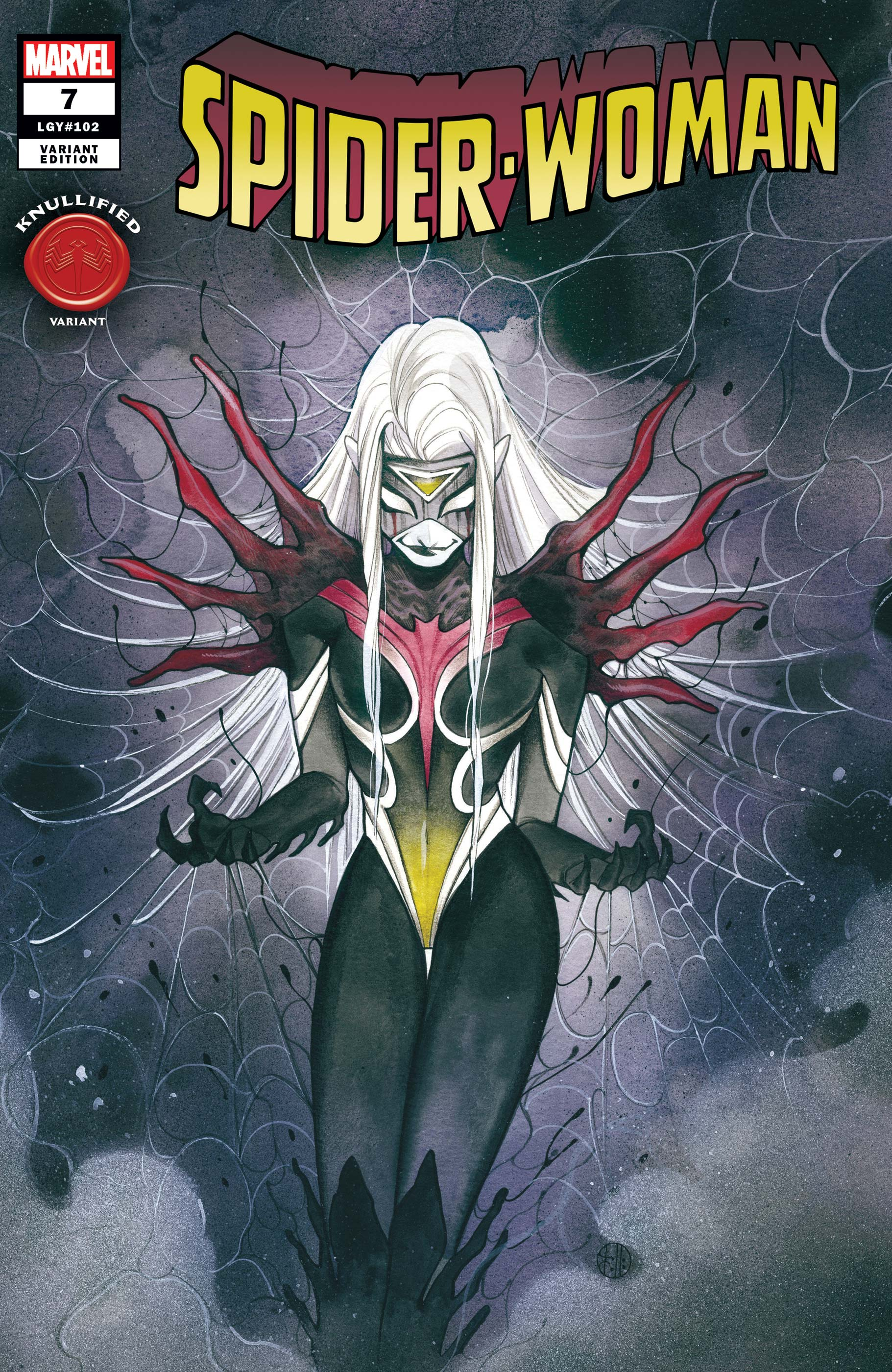 Spider-Woman (2020) #7 (Variant)