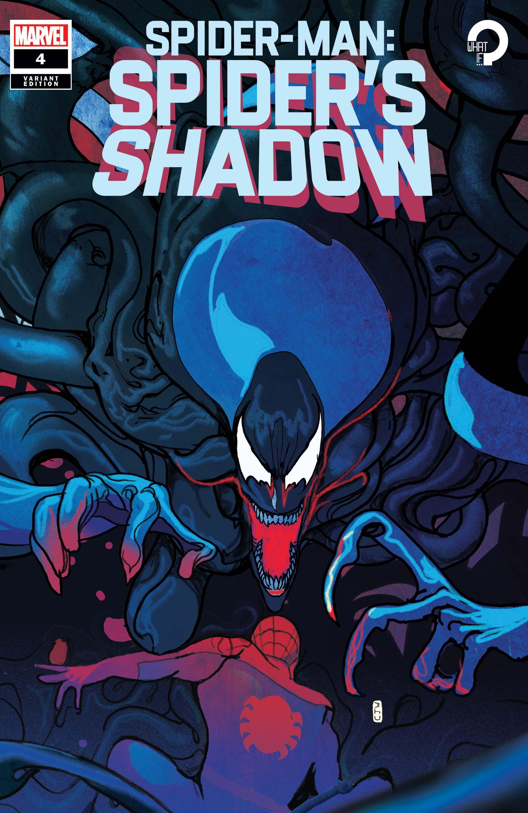 Spider-Man: Spider'S Shadow (2021) #4 (Variant)