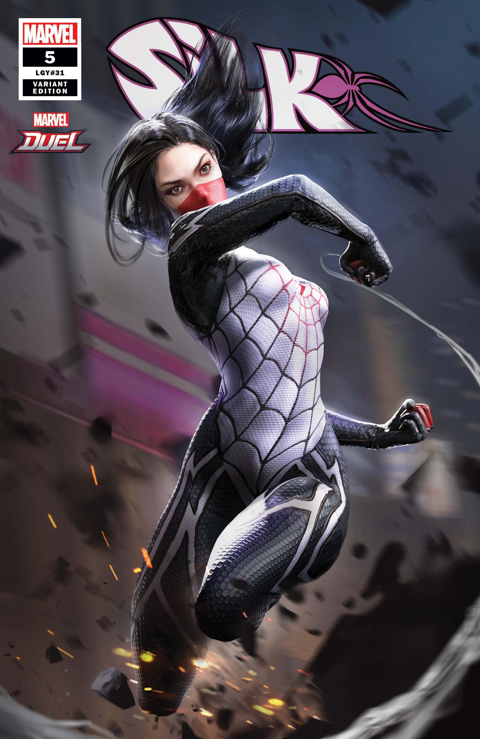 Silk (2021) #5 (Variant)