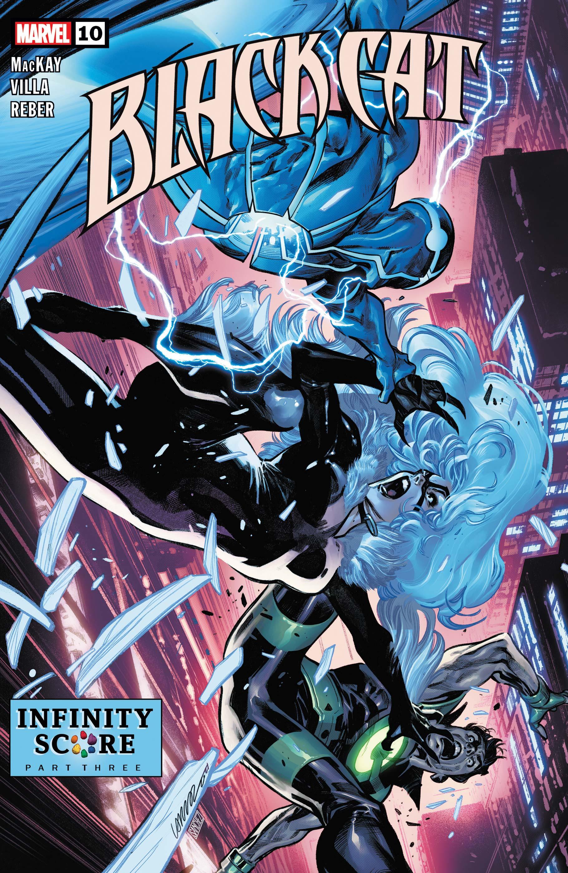 Black Cat (2020) #10