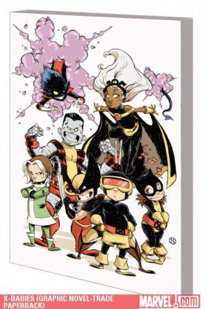 X-Babies (Trade Paperback)