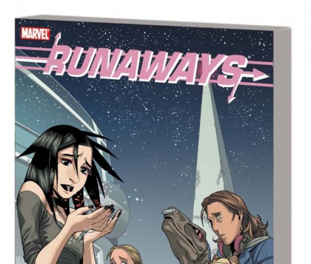 Runaways: Escape to New York (Trade Paperback)