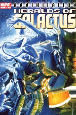 Annihilation: Heralds of Galactus (2007)