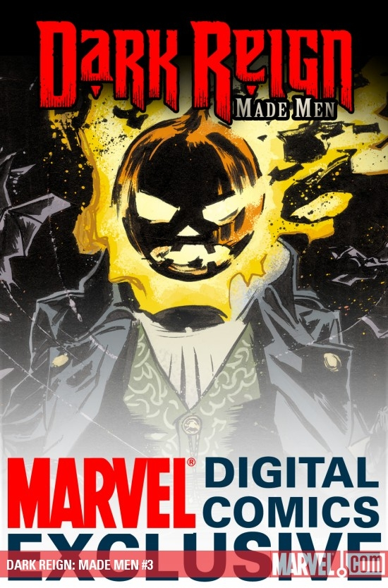 Dark Reign: Made Men - Spymaster (2009) #3