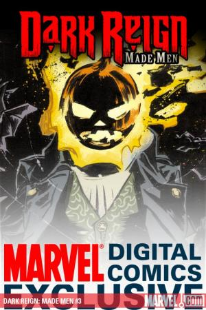 Dark Reign: Made Men - Spymaster #3