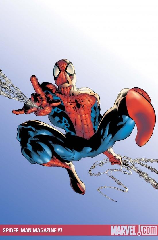 Spider-Man Magazine (2008) #7