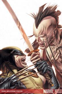 Dark Wolverine Poster (2009) #1