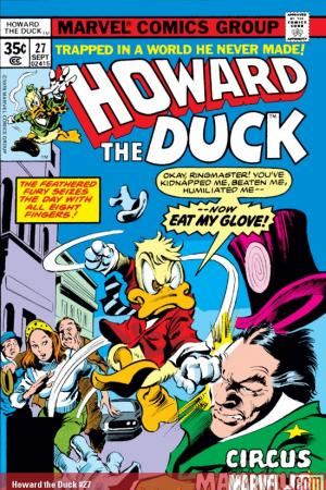 Howard the Duck #27