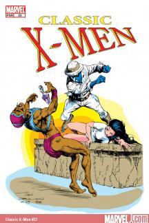 Classic X-Men #23