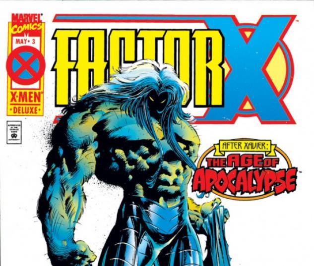 Factor X #3