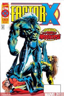 Factor X (1995) #3