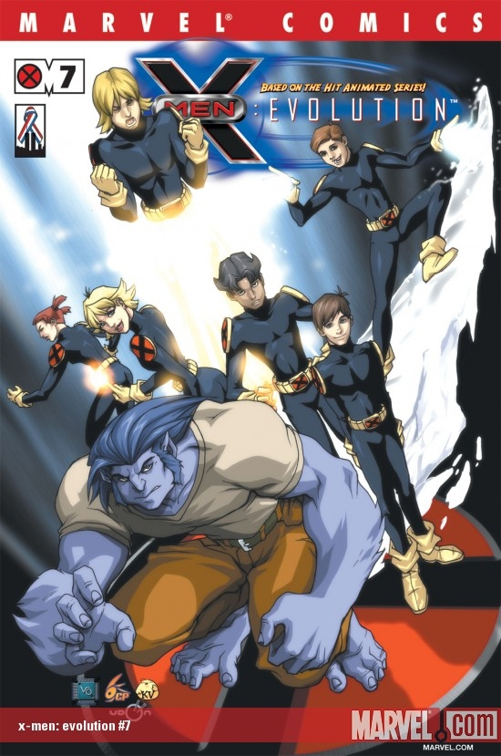 X-Men: Evolution (2001) #7