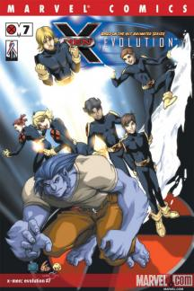 X-Men: Evolution #7