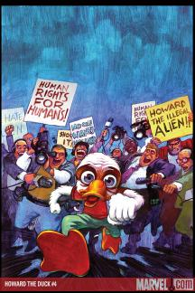 Howard the Duck: Media Duckling (Trade Paperback)