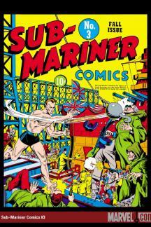 Sub-Mariner Comics #3