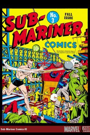 Sub-Mariner Comics (1941) #3