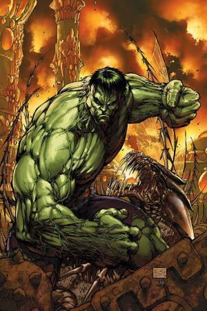 Hulk #100  (Turner Variant)