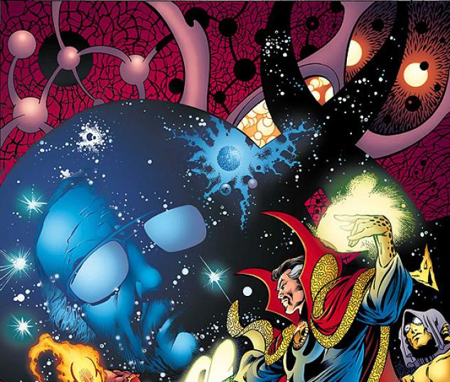 STAN LEE MEETS DR. STRANGE (2008) #1 COVER