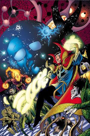 Stan Lee Meets Doctor Strange #1