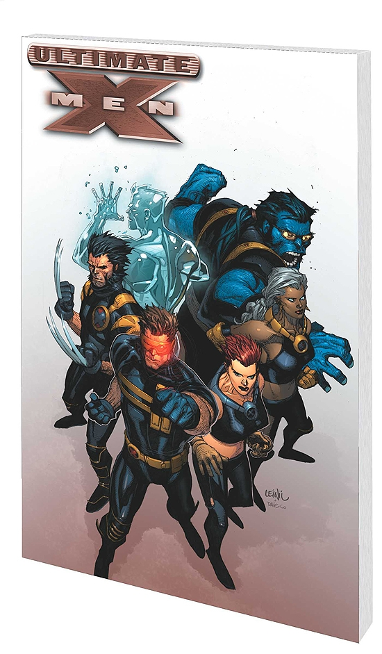 Ultimate X-Men Ultimate Collection Book 1 (Trade Paperback)